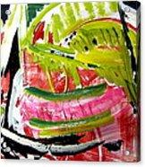 'watermelon' Acrylic Print