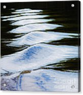Watermountains Acrylic Print