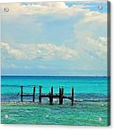 waters of Mexico    Acrylic Print