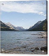 Waterton Lake Acrylic Print