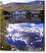 Waterville Valley 1 Acrylic Print