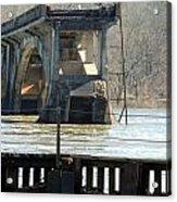Waterways Yesterdays Acrylic Print