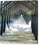 Watery Vision Acrylic Print