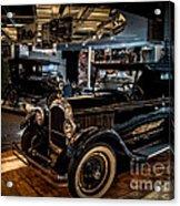 Watler P Chrysler Museum 2 Acrylic Print