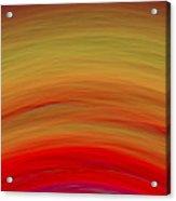 Wave-07 Acrylic Print