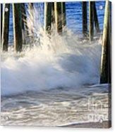 Wave Art 10 Acrylic Print