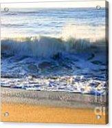 Wave Art Series 3 Acrylic Print