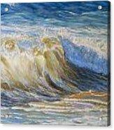 Wave2 Acrylic Print