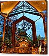 wayfarers Chapel 8 Acrylic Print