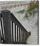 Ways To The Beach Series 4 Acrylic Print