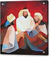 We Three Kings Acrylic Print