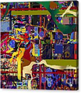 Nevuah 1haa Acrylic Print
