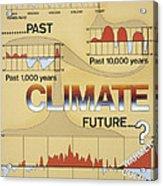 Weather: Climate Change Acrylic Print