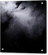 Web Of Smoke Acrylic Print
