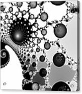 Web Of Worlds Acrylic Print