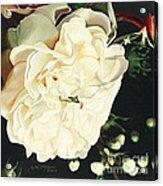 Wedding Belle Acrylic Print