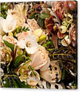 Wedding Bouquets 01 Acrylic Print
