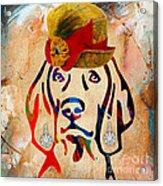 Weimaraner Collection Acrylic Print