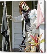 Welcome To Key West Neighbor Acrylic Print