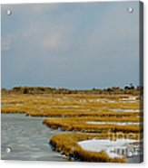 Welcome To Assateague Acrylic Print