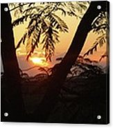 Welcome To Jamaica 7 Rise   Acrylic Print