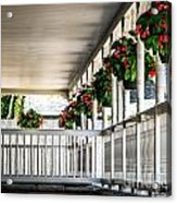 Welcoming Porch Acrylic Print