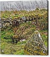 Well Of The Dead Acrylic Print