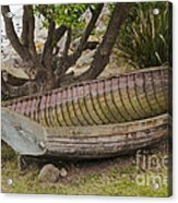 Well Used Acrylic Print