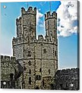 Welsh Castle Acrylic Print