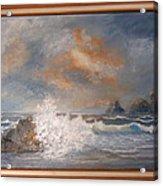 West Coast Seascape Acrylic Print