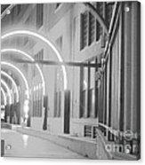 West End Archway Dallas Texas Acrylic Print