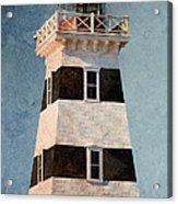 West Point Lighthouse 7 Acrylic Print