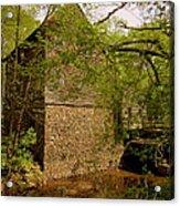 West Point Mill House II Acrylic Print