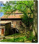 West Point Mill House Acrylic Print