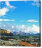 West Sedona Acrylic Print