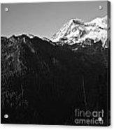 West Slope Mt. Rainier Acrylic Print