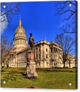 West Virginia State Capitol Building Acrylic Print