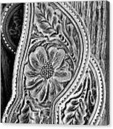 Western Details Acrylic Print