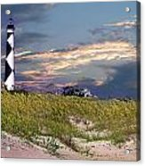Western Front Cape Lookout Acrylic Print