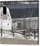 Western New York Farm 1 Acrylic Print