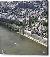 Westminister, London Acrylic Print
