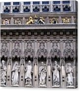 Westminster Abbey 1 Acrylic Print