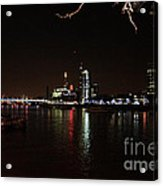 Westminster - London Acrylic Print