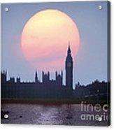 Westminster Hour Acrylic Print