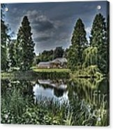 Weston Park Acrylic Print