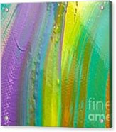 Wet Paint 8 Acrylic Print