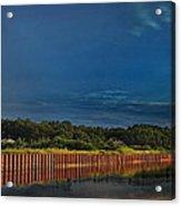 Wetland Barrier Acrylic Print