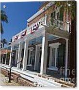 Whaley House Old Town San Diego Acrylic Print