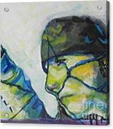 What Lies Ahead Series... The Lows Acrylic Print