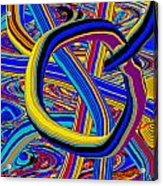 Whatevder Acrylic Print